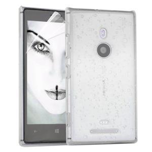 Kapkový kryt na Nokia Lumia 920 - průhledný