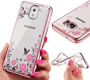 Silikonový kryt na mobilní telefony značky Samsung