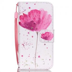 Koženkový obal na iPhone 5/5S/SE