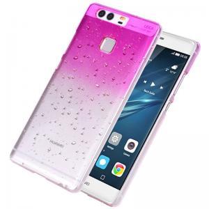 Kapkový kryt na Huawei P10 2017 - růžový
