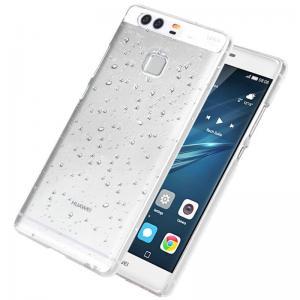Kapkový kryt na Huawei P9 - bílý