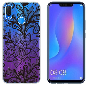 Silikonový kryt na Huawei Honor 8x