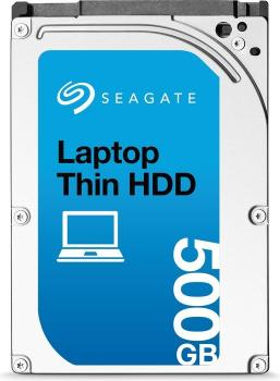 Seagate Laptop Thin HDD ST500LM024 - hard drive - 500 GB - SATA 6Gb/s