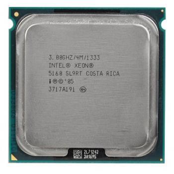 Intel® Xeon® Processor 5160  (4M Cache, 3.00 GHz, 1333 MHz FSB)
