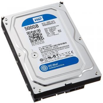 """Western Digital 500GB, 3,5"""", WD5000AZLX"""