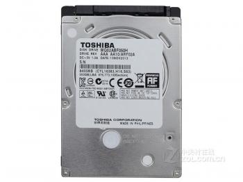 TOSHIBA SSHD 2.5'' 500GB, SATA/600, 64MB CACHE / 8GB SSD, 5400RPM