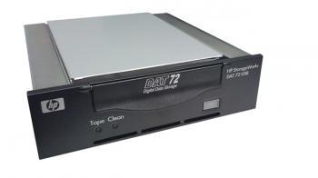 HP StorageWorks DAT 72 USB Tape Drive