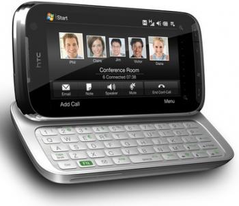 HTC Touch Pro 2 černý