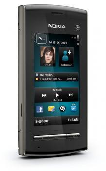 Nokia 5250 černý