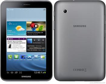 Samsung Galaxy Tab 2 7.0 WiFi Titanium Silver (GT-P3110)