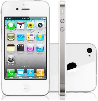 Apple iPhone 4S, 8GB White