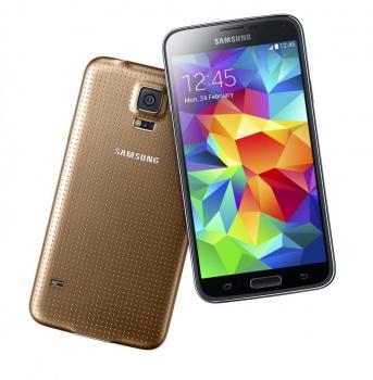 Samsung Galaxy S5 Mini (SM-G800) copper gold