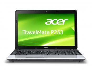 Acer TravelMate P253-MG - baterie KO - stav zachovalý