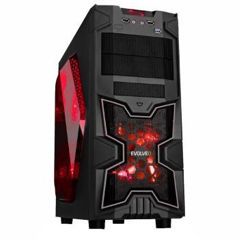 Nové PC AMD A8 9600 4x 3,4 GHz / RAM 4 GB / HDD 1 TB / VGA AMD Radeon R7 / DVDRW