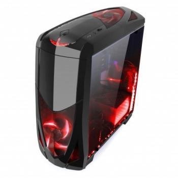Herní PC Intel® Core™ i5  7400 4x 3 GHz / RAM 8 GB /SSD 240GB+HDD 1TB / GTX 1050 Ti 4GB