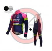 Cykloset Lampre (fleece)